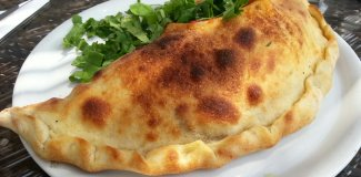 Traditional Calzone Pizza from our woodburning Oven malta, Today's Special malta, Specials malta, restaurants malta
